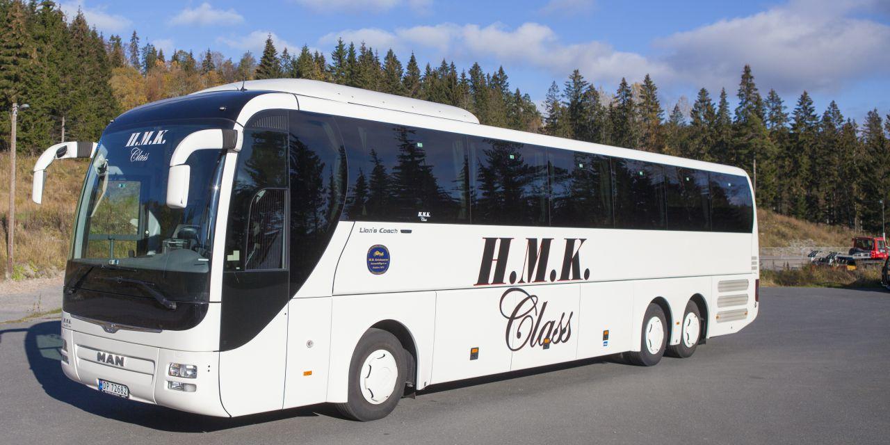 Leie Buss I Oslo Og Akershus Til Konkurransedyktig Pris Hmk